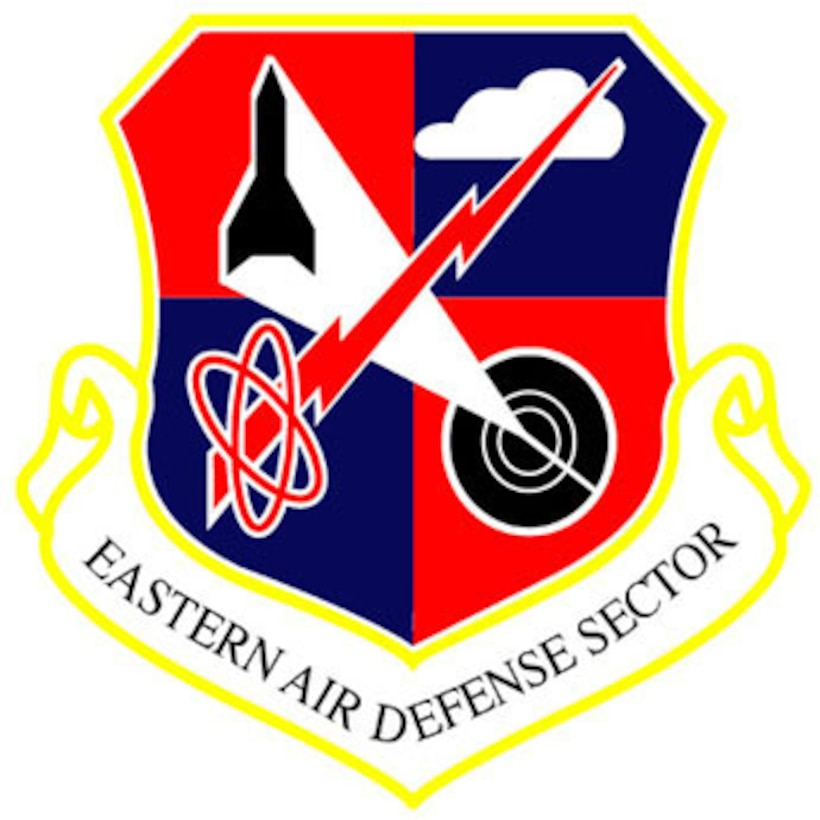 Eastern Air Defense Sector patch