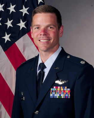 Lt. Col. Charles Brown, 62nd Airlift Squadron commander