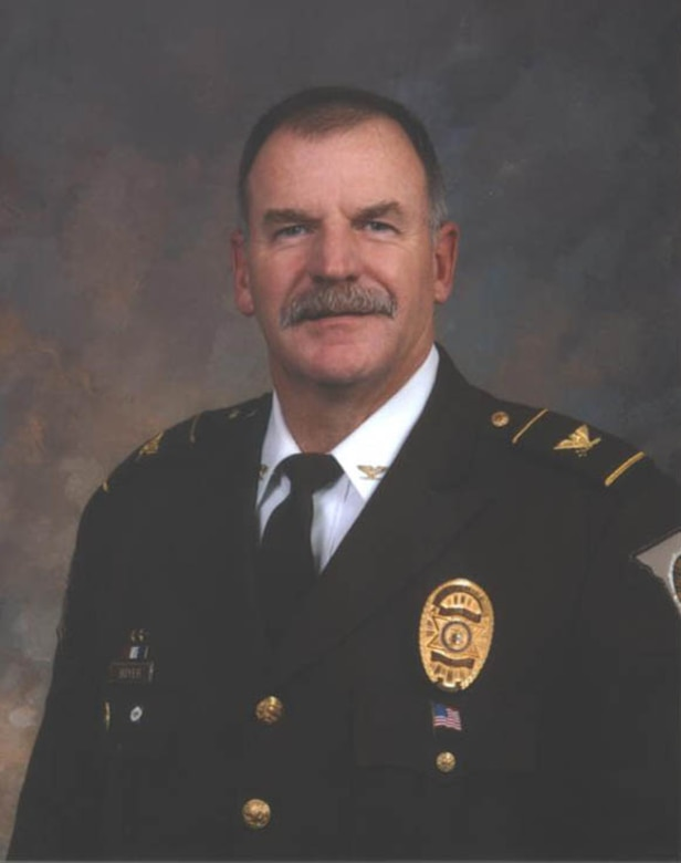 """Oliver """"Glenn"""" Boyer, Jefferson County Sheriff and retired Master Sgt. 157th Air Operations Group, Jefferson Barracks, Mo. Sheriff Boyer defended a Soldier's funeral procession after a woman sent an email complaining about being inconvenienced. (Courtesy Photo)"""