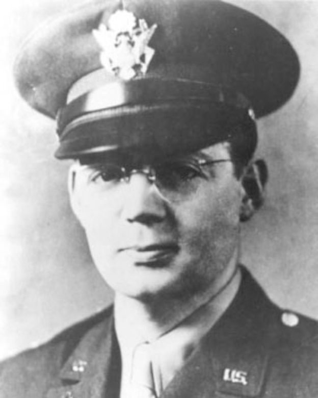 Lt. John P. Washington, Roman Catholic Chaplain. (U.S. Air Force photo)