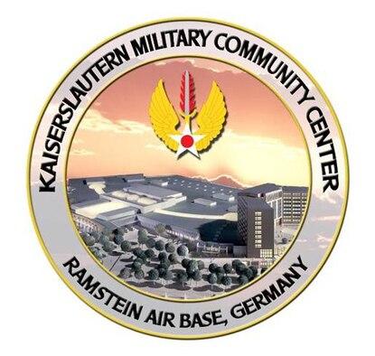 Logo for Kaiserslautern Military Community Center. (Courtesy art)
