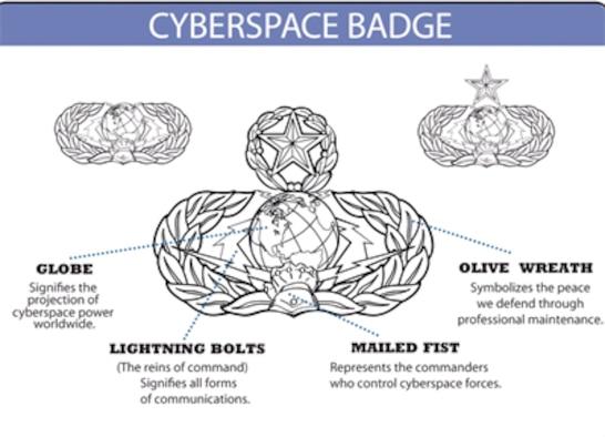 Communications Career Field Begins Transformation Vandenberg Air - Air-force-occupational-badges