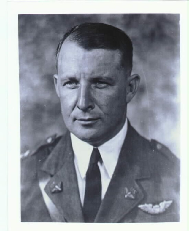 Photo of  Lt. Col. Frederick Irving Eglin.  Lt. Col. Eglin's life was filled with military accomplishments.  Eglin Air Force Base is named for him. (Courtesy Photo)