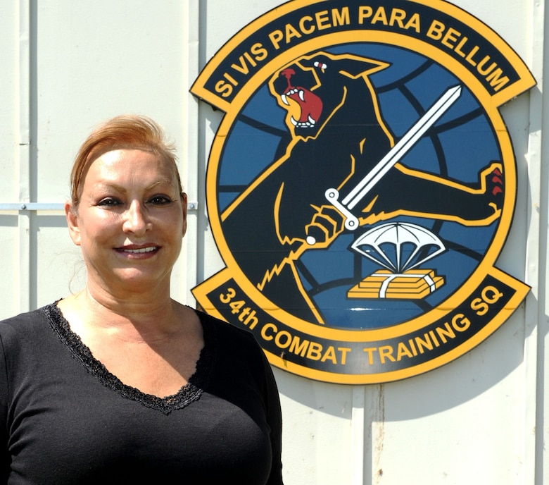 Lt. Col. Emma Faulk, a flight nurse in the 452nd Aeromedical Evacuation Squadron, March Air Reserve Base, Calif., participated in her second Joint Readiness Training Center exercise Aug. 18-25, 2009, at Fort Polk and Little Rock Air Force Base, Ark. According to Air Force records, the 65-year-old reservist is currently the oldest flight nurse serving in the Air Force Reserve and possibly the entire Air Force. (U.S. Air Force photo/Airman 1st Class Jim Araos)