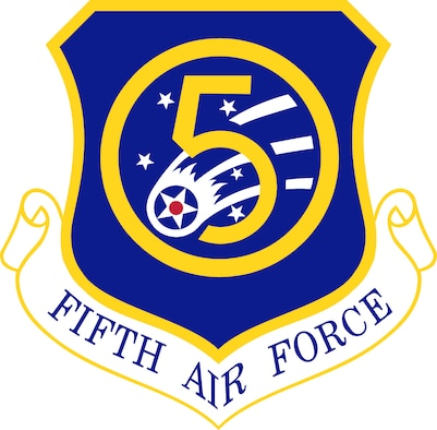5th Air Force shield