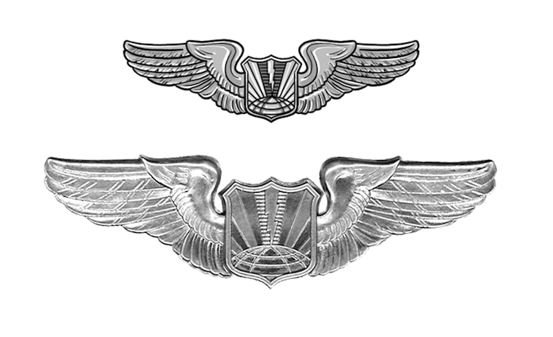 Enlisted public affairs specialist designs new UAS wings