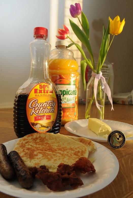 Sexual breakfast