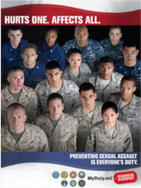 April is Sexual Assault Awareness Month