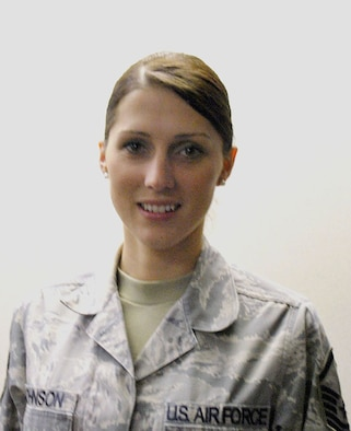 507th Mission Personnel Flight's Chief of Career Enhancement Master Sgt. Bobbie-Jean Johnson was named Air Force Reserve Command's Personnel NCO of the year.
