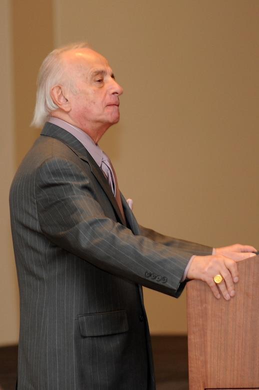 Holocaust Survivor Jack Adler Helps Buckley Remember