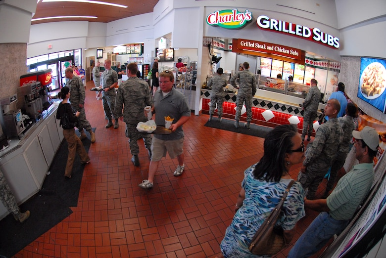 Renovations New Restaurants Coming To Food Court