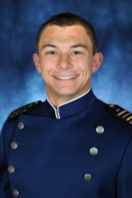 Cadet 1st Class Ridge Flick is one of the finalists in the 2010 Senior Class Awards. Cadet Flick, an attacker with the Air Force Falcons lacrosse team, was named the team's offensive MVP in 2009 and is the 2010 season team captain. (U.S. Air Force photo courtesy of Cadet Wing Media)