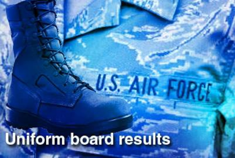 Air Force Officials Announced Policy Modifications Resulting From Recent Uniform Board Decisions