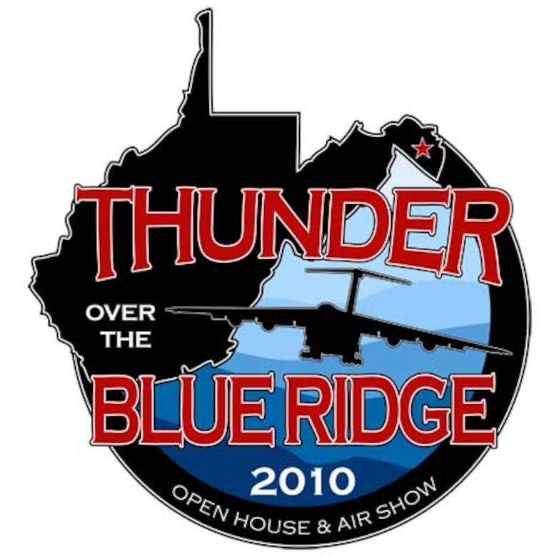 This is the logo for the 167th Airlift WIng's upcoming open house and air show.