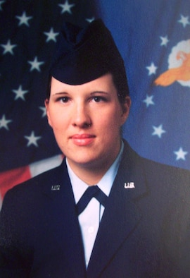 Senior Airman Bronwyn Cooper, a network integration journeyman, received the Air Force Communications and Information Annual Individual Award for 3/C Airman. Cooper is a resident of Atoka, Oklahoma.