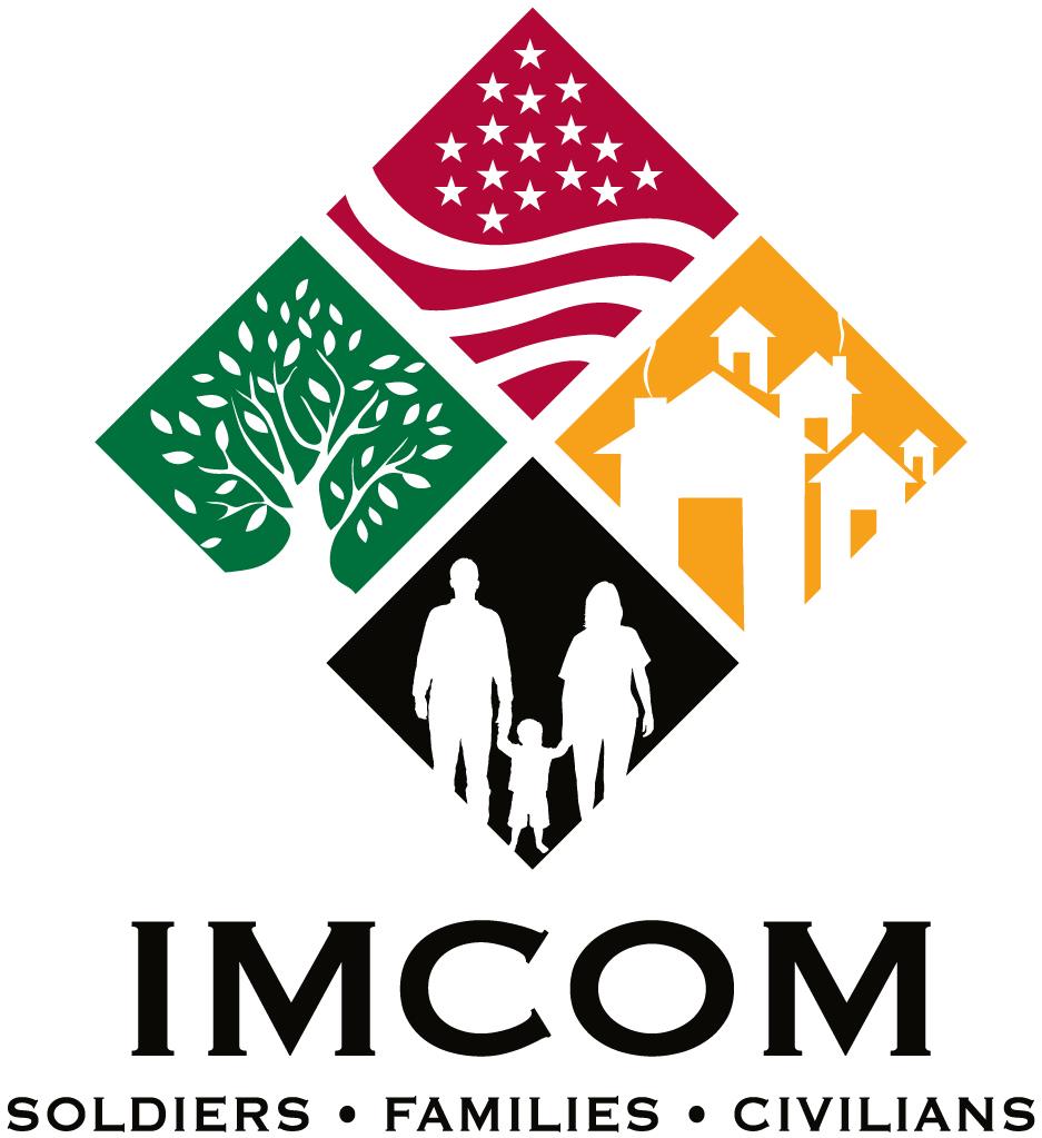 new logo represents way ahead for imcom u003e fort riley kansas rh riley army mil  imcom logo design
