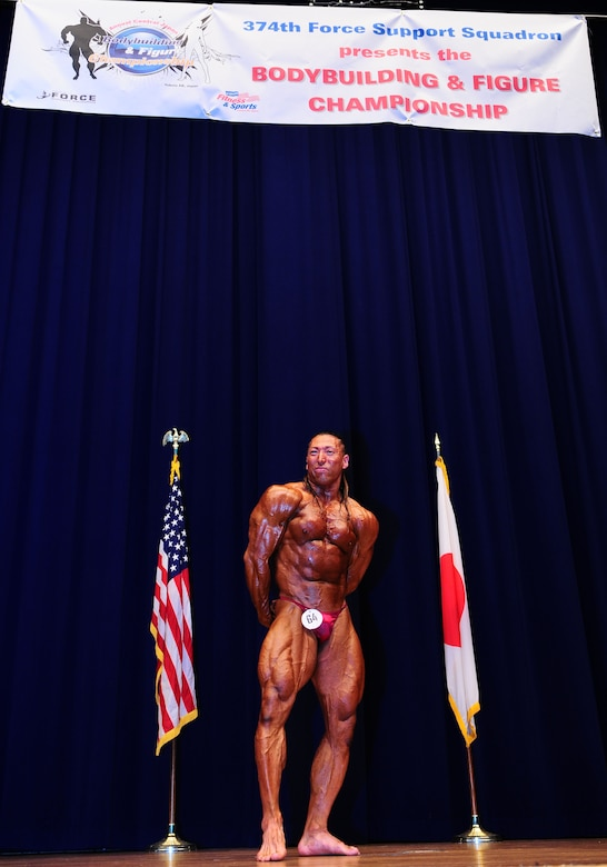 Yokota holds bodybuilding competition > Yokota Air Base