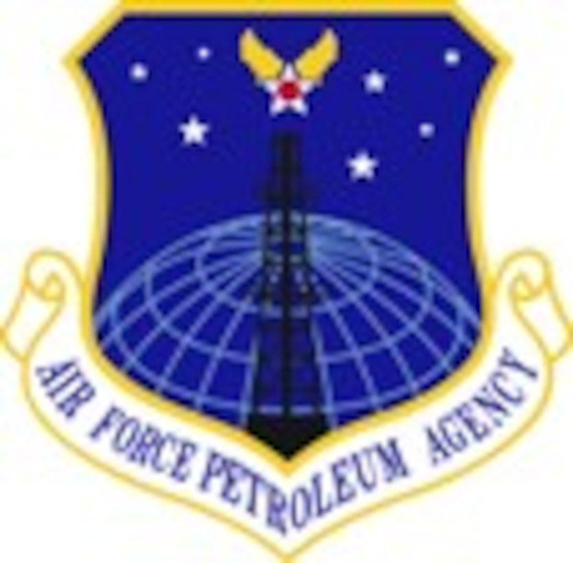 Air Force Petroleum Agency Shield (submitted by Alicia Westgate, 11 Aug 2010)