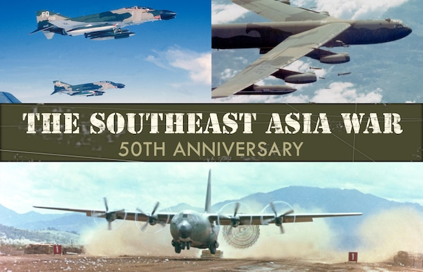 DAYTON, Ohio -- The National Museum of the U.S. Air Force will begin commemorating the 50th anniversary of the Southeast Asia War in 2011.