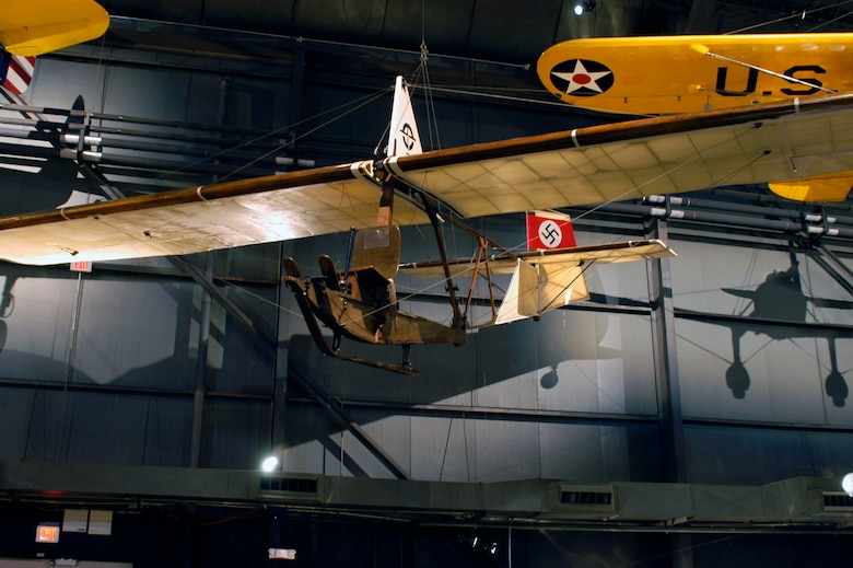 DAYTON, Ohio -- Schneider Schulgleiter SG 38 in the Early Years Gallery at the National Museum of the U.S. Air Force. (U.S. Air Force photo)
