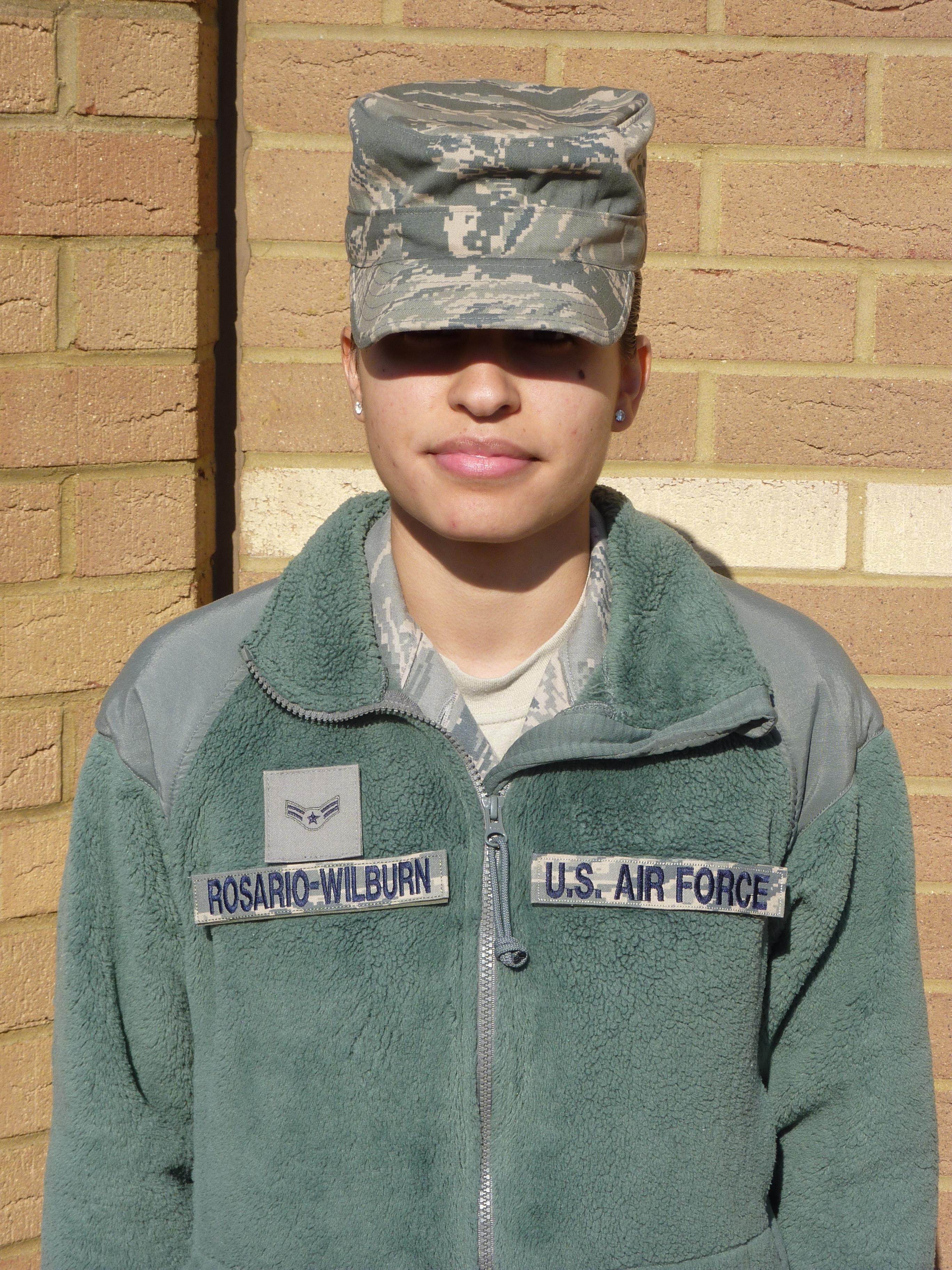 air force fleece