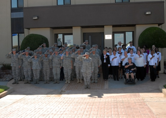 sheppard afb cougar women Two women, civilian workers at sheppard air force base in texas, testified at a military hearing monday that an air force colonel.