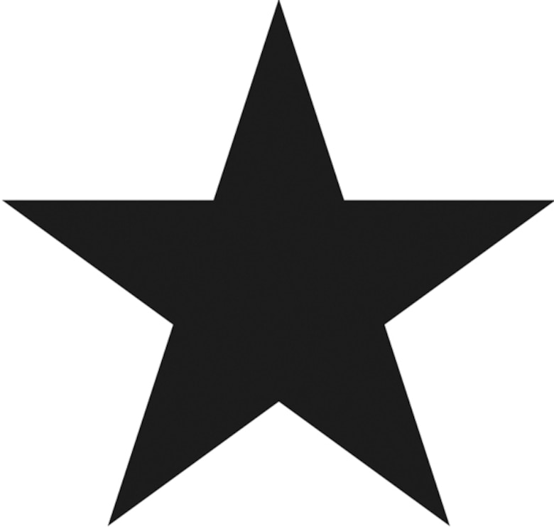 Star.  Image is 8x7.6 @ 72 dpi and is available as a vector eps file.