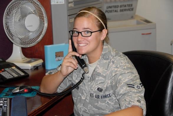 Airman 1st Class Amber Swearengin, 51st Fighter Wing