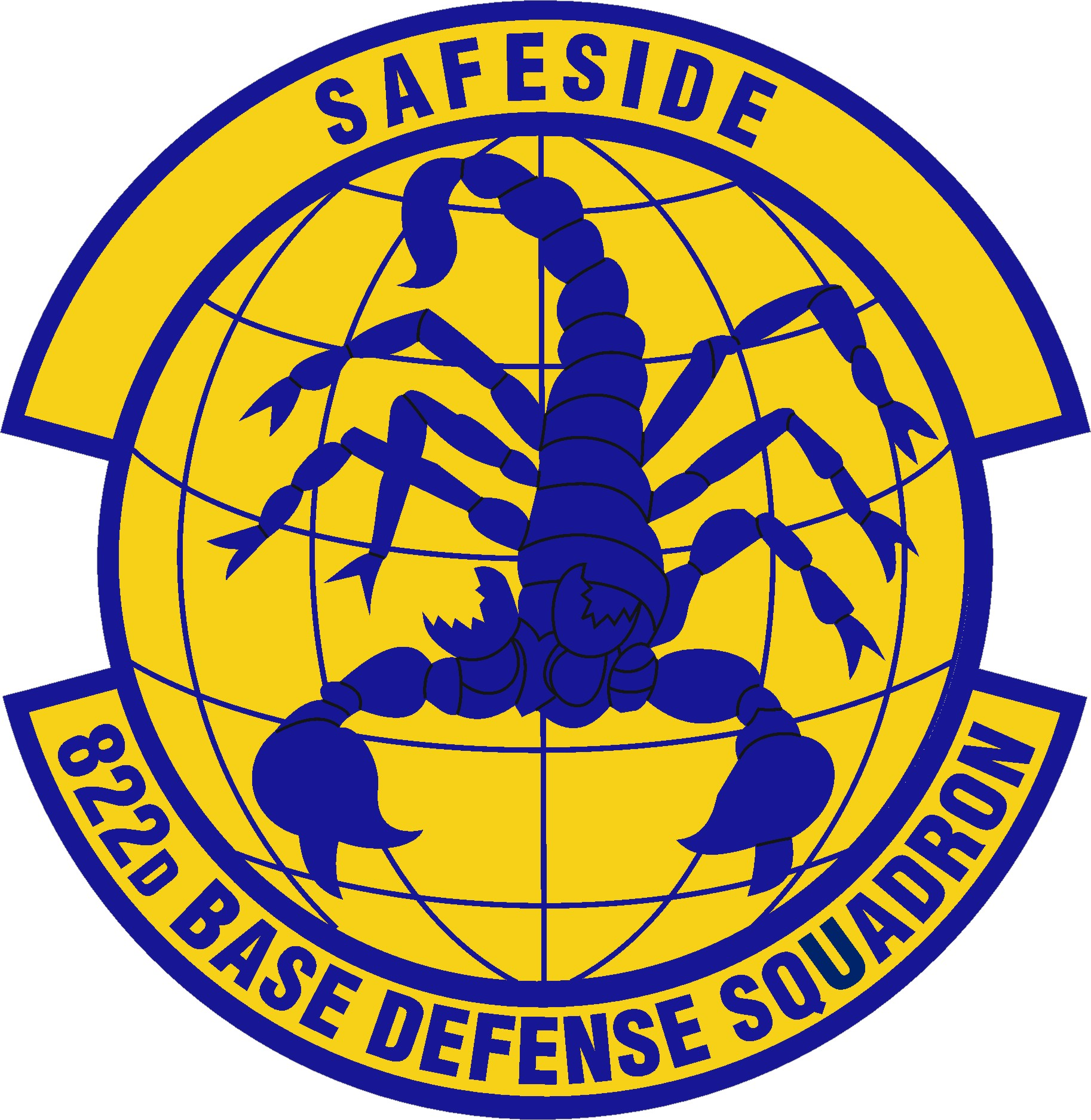 822 Base Defense Squadron (ACC)