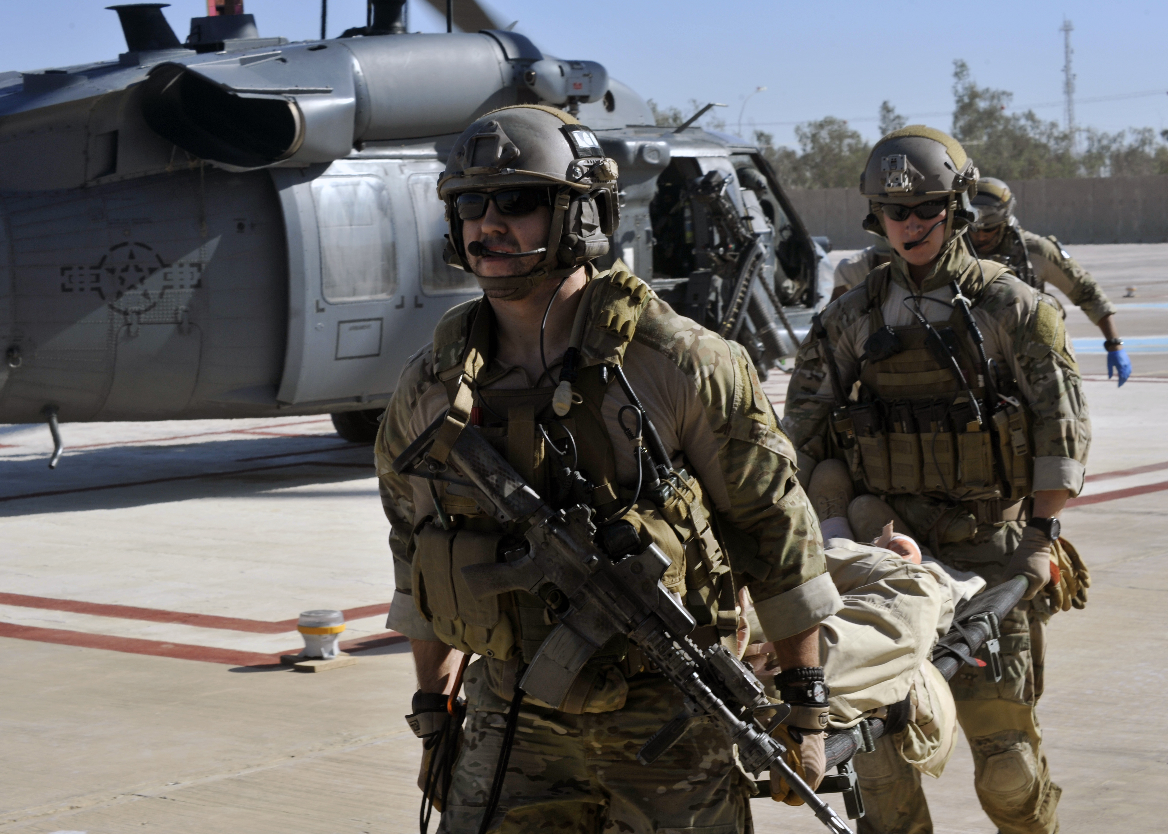 pararescue air force bases