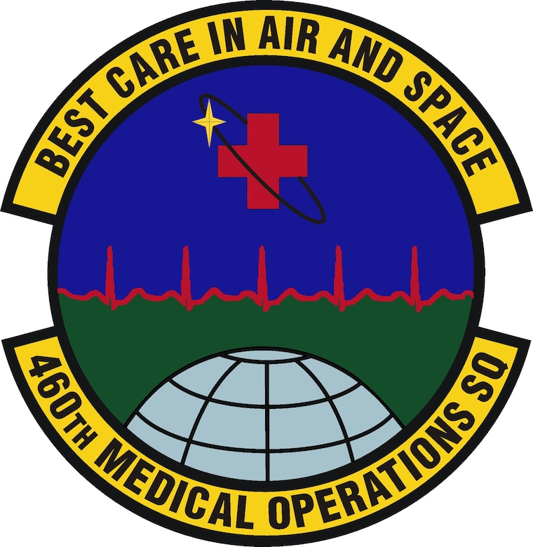 460 Medical Operations Squadron (AFSPC) > Air Force