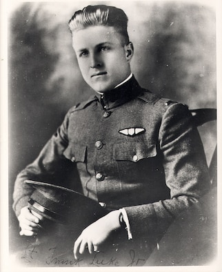 Lt. Frank Luke, Jr.