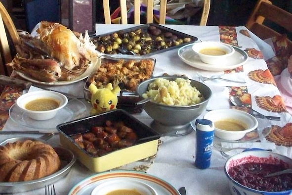 Holiday meals can be delicious but have also been known to cause indigestion. Take care this holiday season. (Courtesy photo)