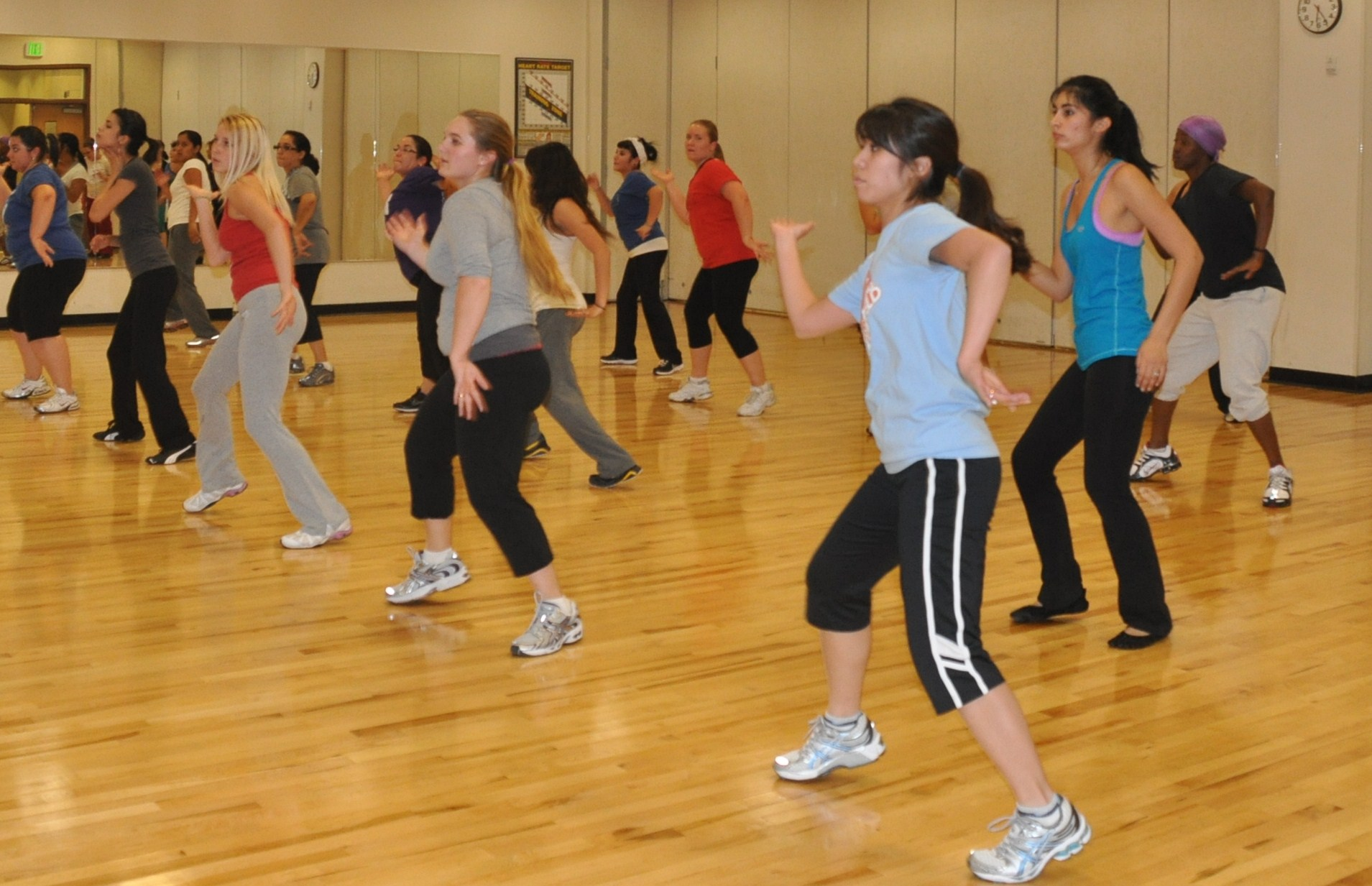 Zumba: ditch the workout and join the party! > Laughlin ...