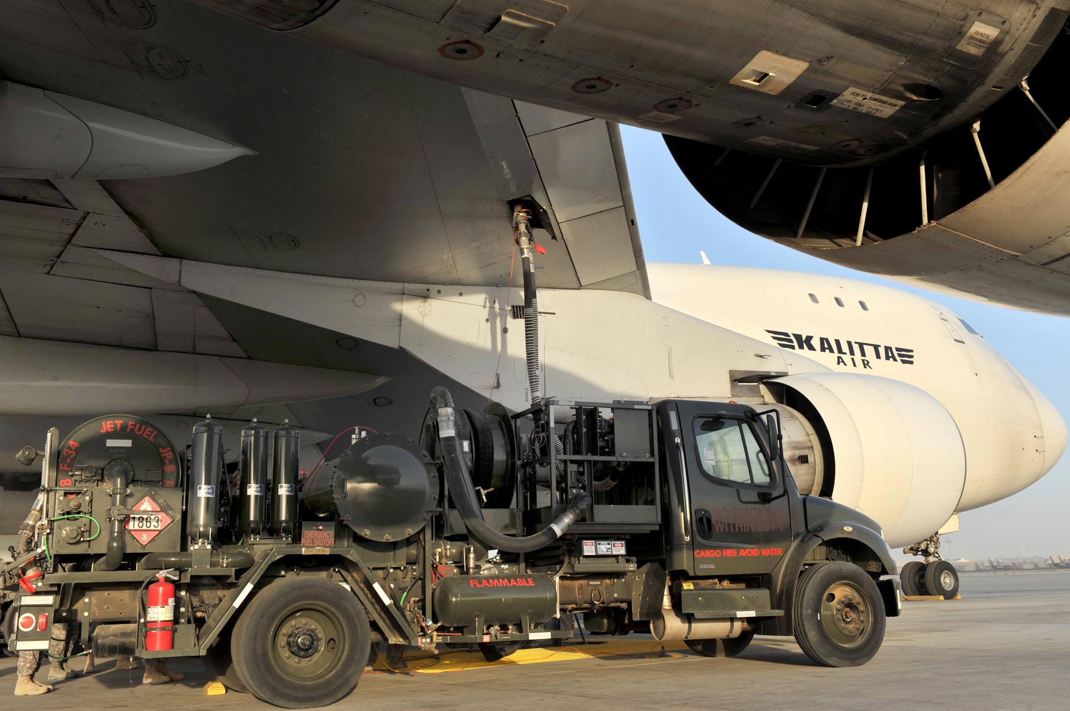 New Fuel System Enhances Bagram S Refueling Capabilities