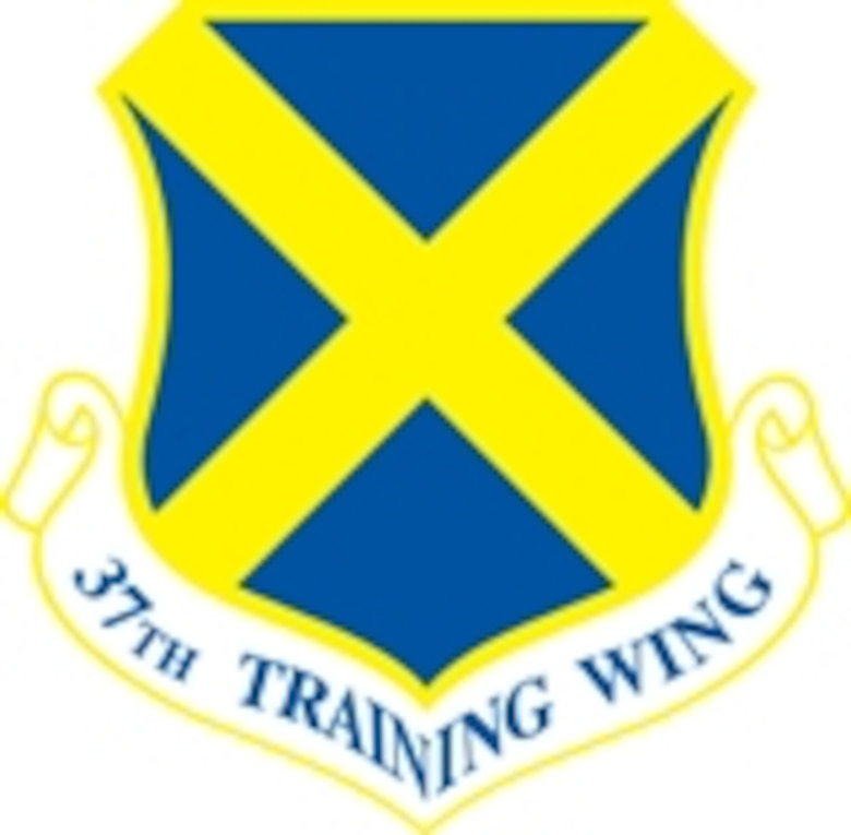 37th Training Wing Shield