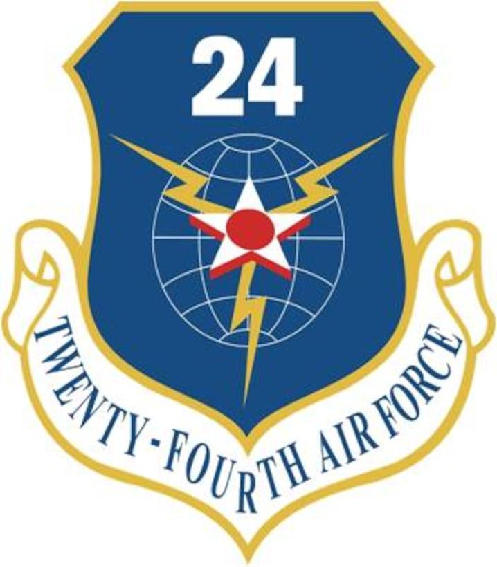 24 Air Force Shield