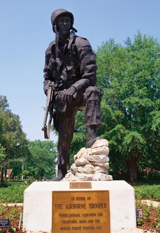 9eb7c31fd4b74 Lt. Gen. Frank Helmick recently presented an Iron Mike statuette to Gen.  Raymond