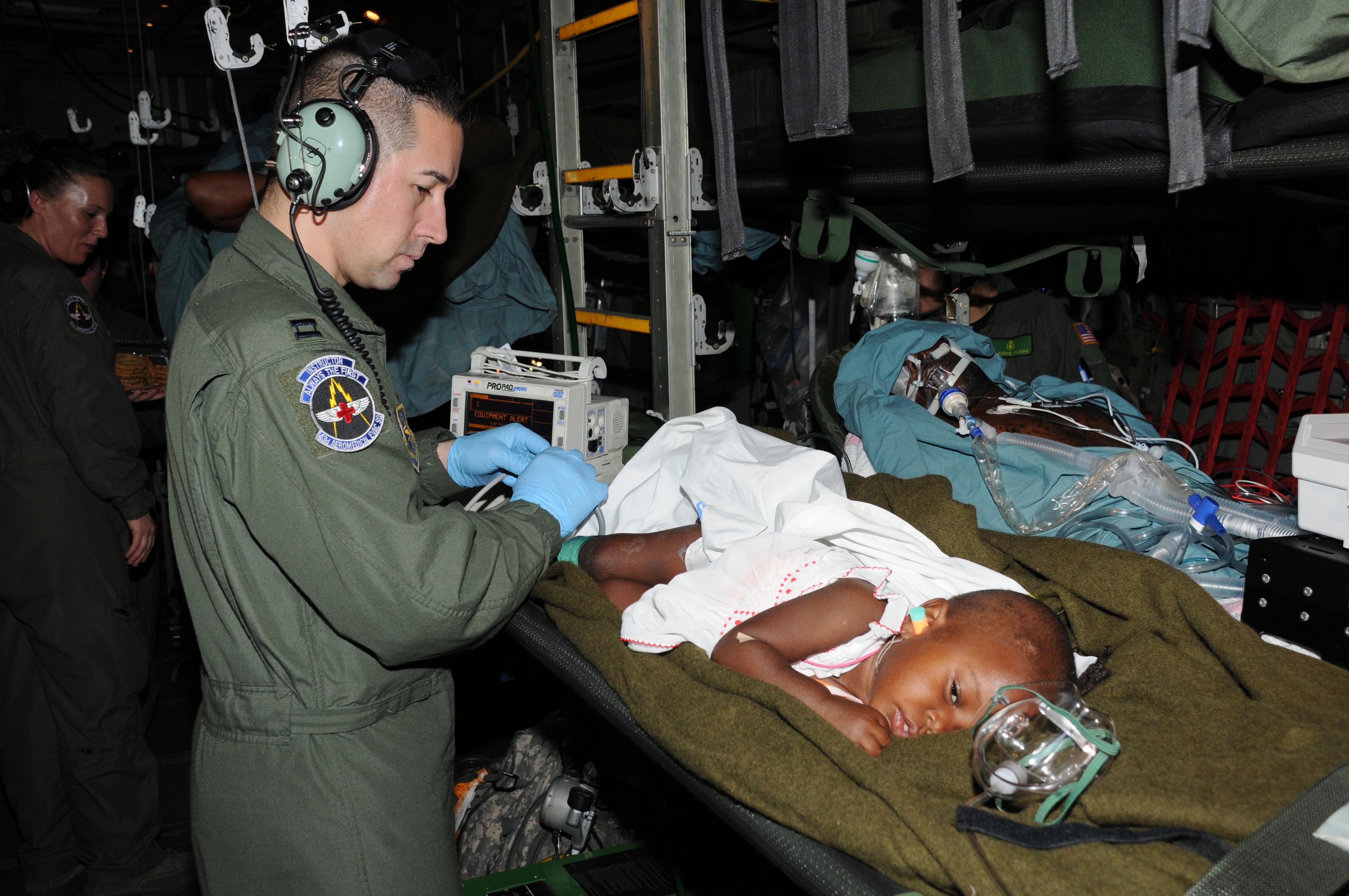 45th Aeromedical Evacuation Squadron Command and Control ...