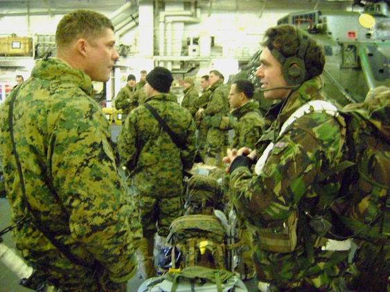 When is it an appropriate time to contact a Marine Officer Selection Officer?