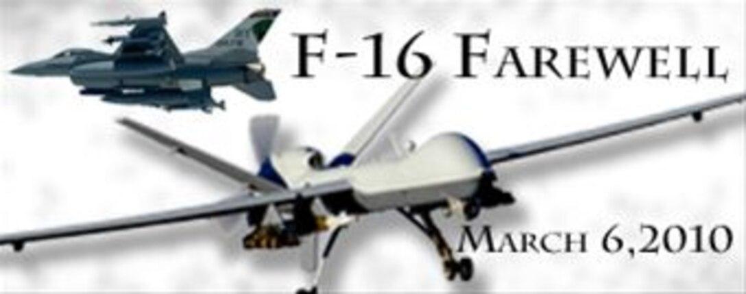 Farewell F-16