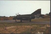 F-4 at RAF Wildenrath, Germany