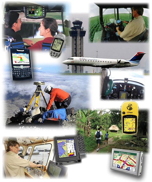 The many commercial uses of GPS.