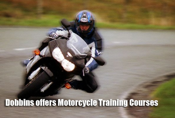 A Motorcycle Experienced  Rider Course (ERC) is scheduled at Dobbins Air Reserve Base Mar. 3.This is a 1-day course. A Basic Rider Course (BRC) is scheduled for Mar. 9-11. 10 The BRC is a 3-day course. Attendees must provide their own bike.