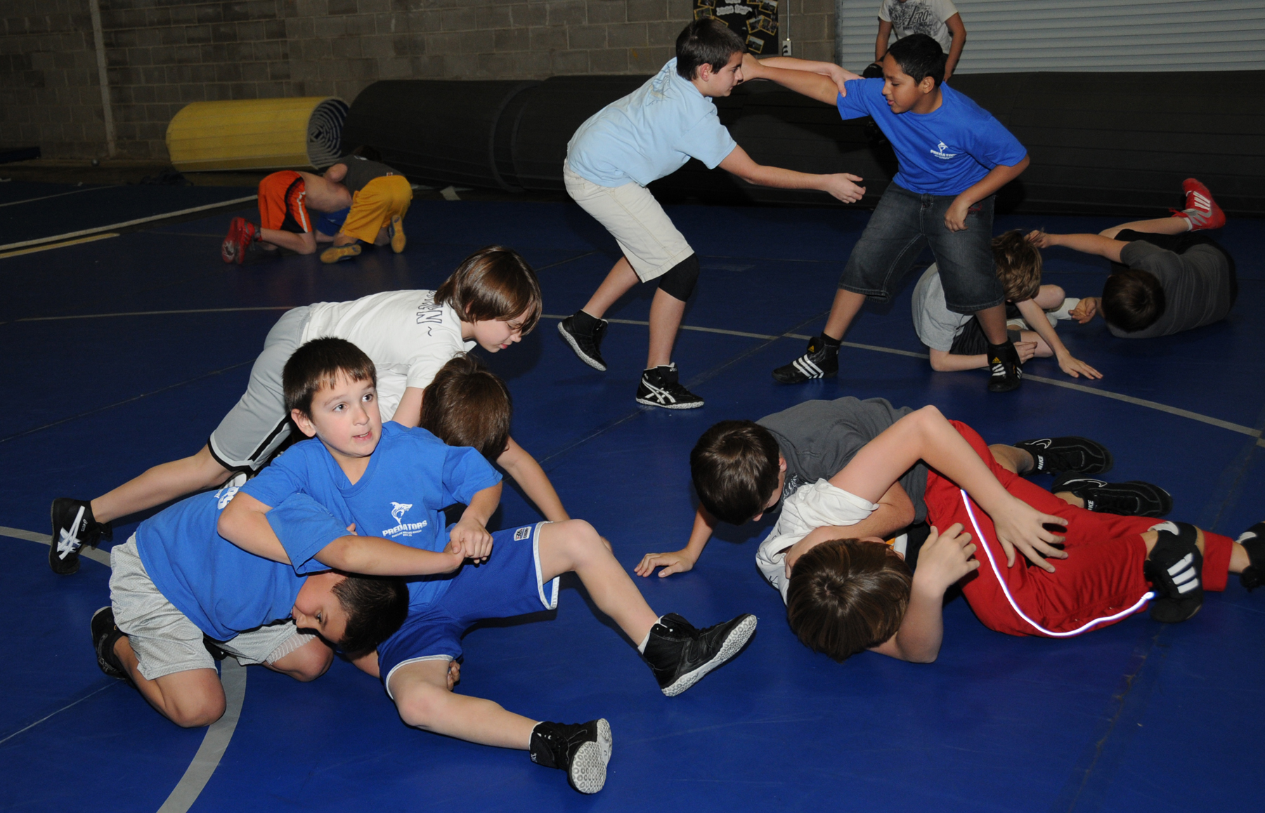 Image result for kids wrestle