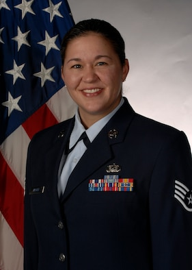 SPANGDAHLEM AIR BASE, Germany -- Staff Sgt. Amy Wagner, 372nd Training Squadron, Detachment 17, is the 52nd Fighter Wing's Top Saber Performer for the week of Jan. 15-21. (Courtesy photo)