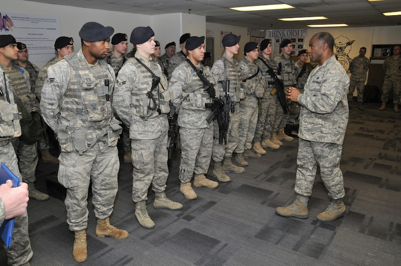 Top security forces officer visits his Malmstrom troops