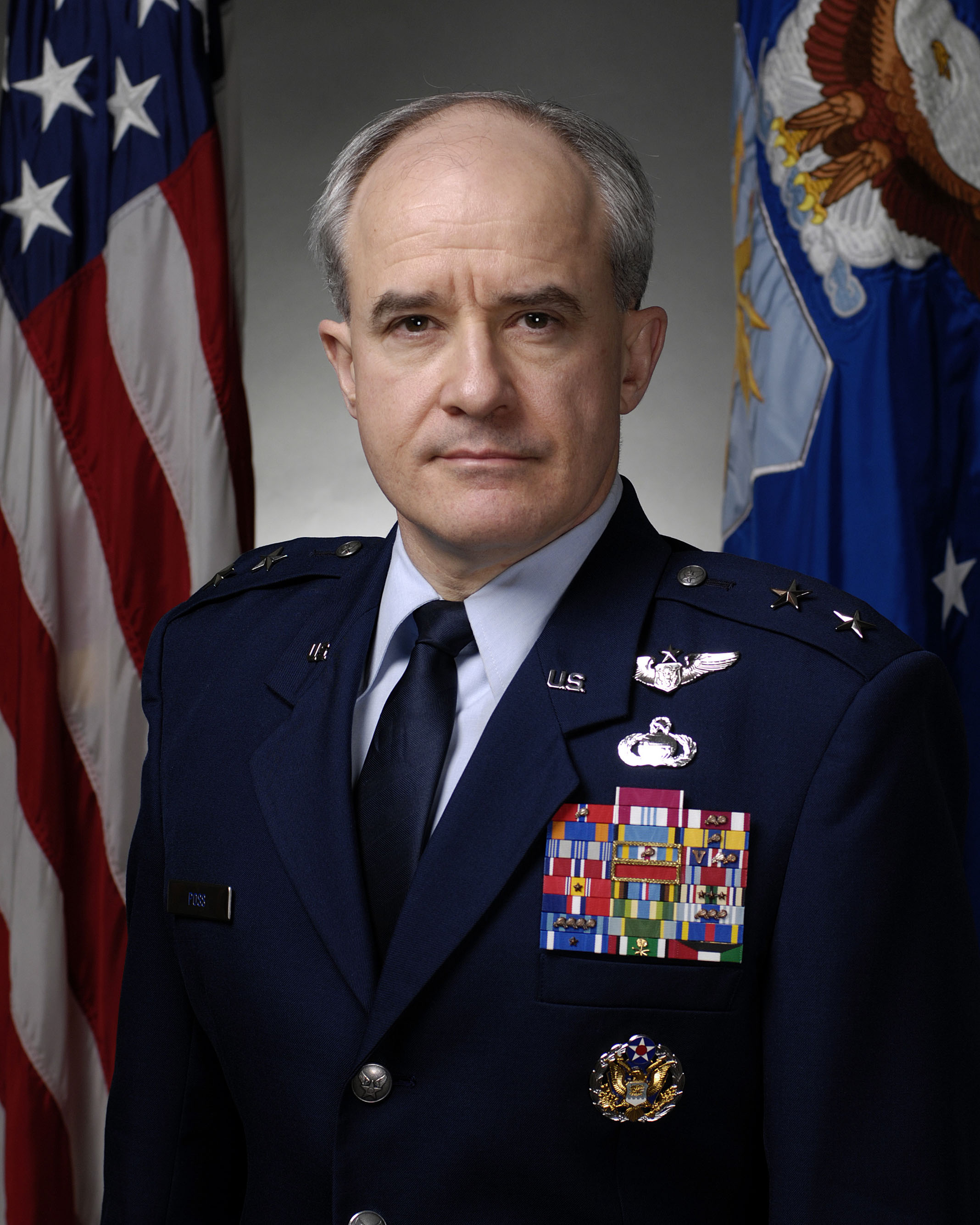 Major General James O Poss Gt U S Air Force Gt Biography