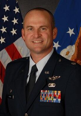 Lt. Col. Robert Daniel, 82nd Reconnaissance Squadron commander.