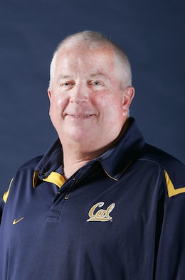 Matt McShane accepted the head volleyball coach position at the Air Force Academy Tuesday. He previously coached for the University of California Golden Bears. (Golden Bear Sports photo/Kelley Cox)
